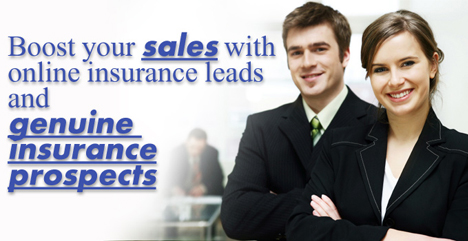 Boost your sales with online insurance leads