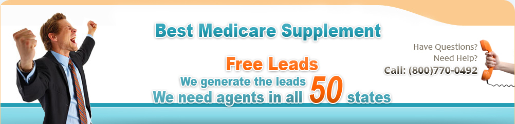 We generate free leads