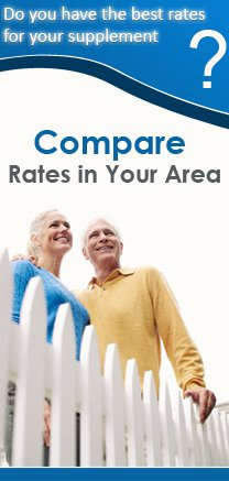 Compare Supplement Rates in Your Area
